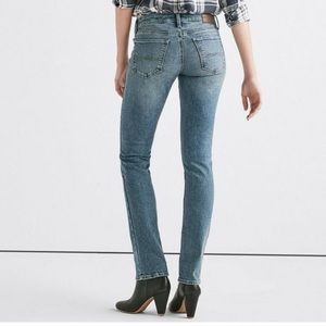 💙 NWT Lucky Brand Linen Blend Straight Leg Jeans